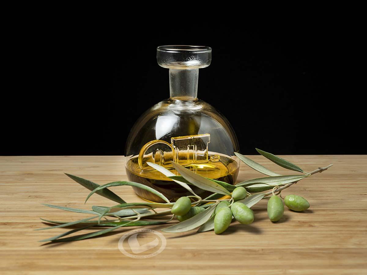 Aceite de oliva virgen, el secreto de Vuelta y Vuelta