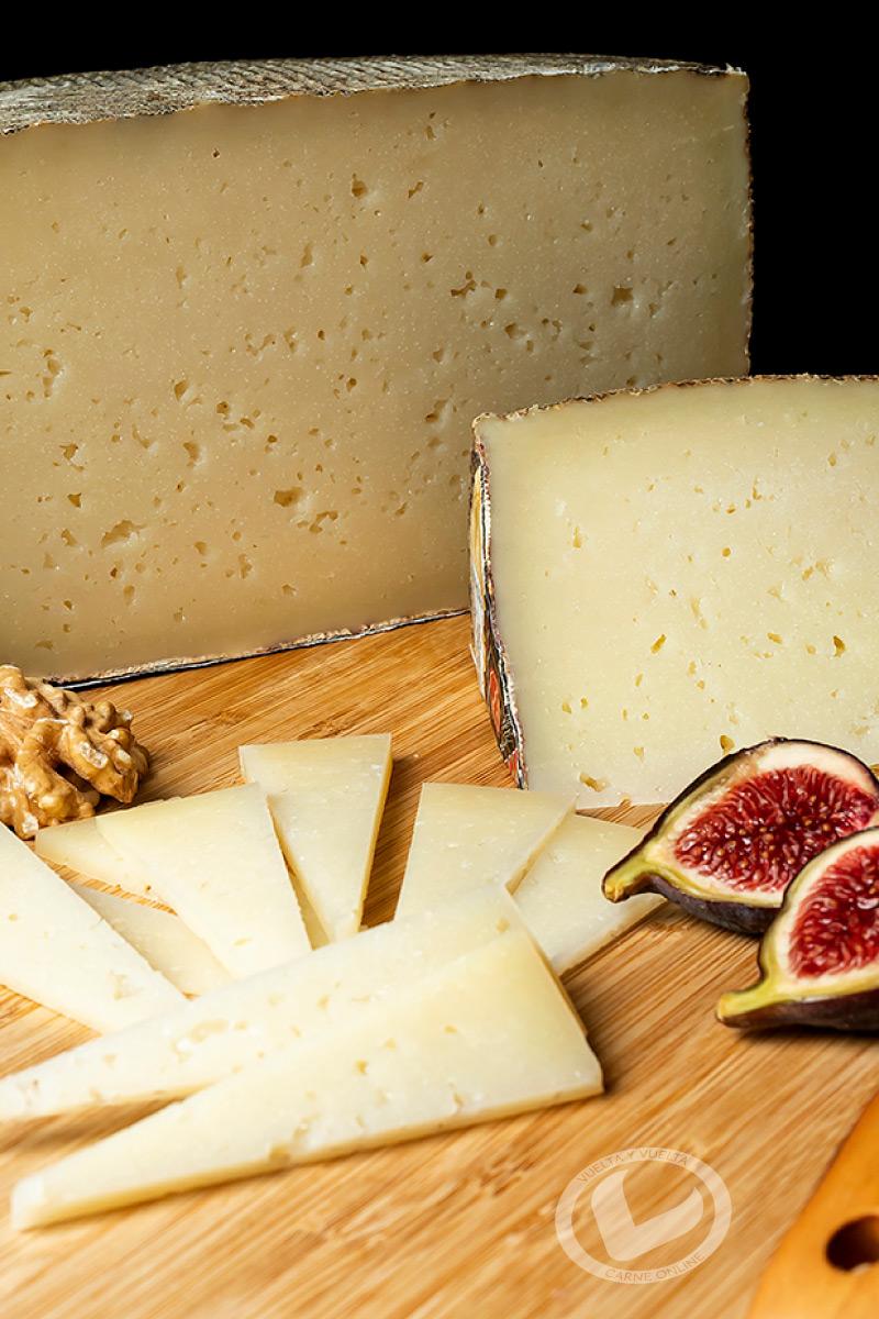 categoría queso