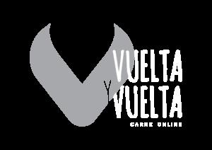 Logo Vuelta y Vuelta Carne Online