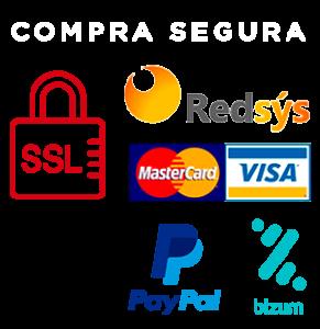 Icono tarjetas pago seguro