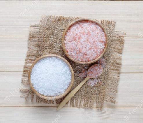 Tipos de sal para la carne